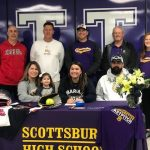 Stagnolia Signs NLI to Play Softball at Marian