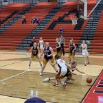 Warriorette Basketball falls to New Albany 55 – 52