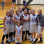 6th Grade Warriorettes Win Salem Tourney