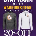 Stay Warm With Warrior Gear