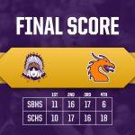 Warriorettes Varsity Basketball falls to Silver Creek 61 – 50