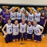 Girls 7th Grade Basketball beats Silver Creek Middle School 45 – 32