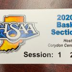 2020 IHSAA BOYS BASKETBALL SECTIONAL TICKETS PRESALE