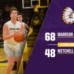 Warriors Junior Varsity Basketball beats Mitchell 68 – 48