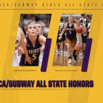 Mays, Zellers Named to IBCA/Subway Honorable Mention All State