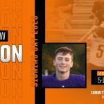 Slaton Commits to Anderson University