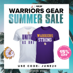 Warrior Gear Summer Special!