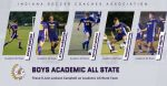 5 More Warrior Soccer Players Added to ISCA Academic All State Team