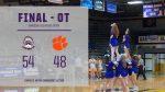 Warriorettes beat Lawrenceburg 54 – 48 in OT