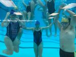 No Pool… No Problem; SHS Athletes Work Around Huge Obstacle