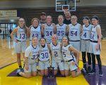 8th Grade Warriorettes Win Scottsburg Invitational