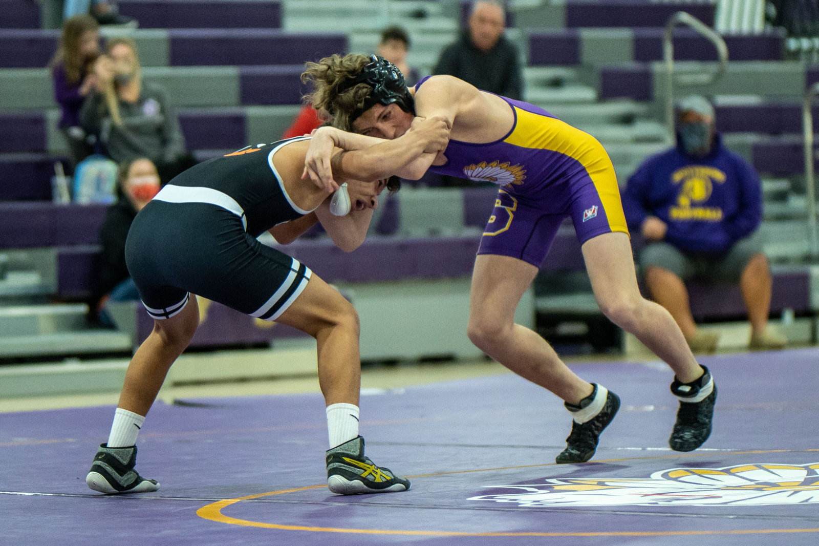 Warrior Wrestling v Lawrenceburg 12/29/20