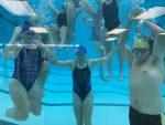 Girls Varsity Swimming beats Charlestown 79 – 66
