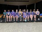 Girls Varsity Swimming beats Southwestern 68 – 50