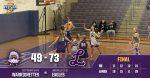 Warriorette Varsity Basketball falls to Lanesville 73 – 49