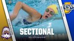 Warriorette Swim Returns to Sectional Finals Today at Floyd Central