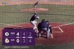 Warrior Varsity Baseball falls to Borden 4 – 0 in Game 1 of Doubleheader