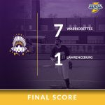 Warriorette Softball beats Lawrenceburg 7 – 1