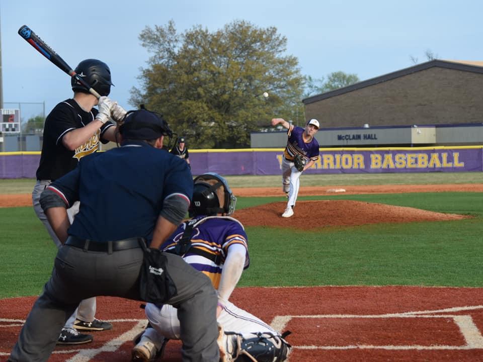 Warrior Baseball v Henryville 4/13/21 (Beth Robison)