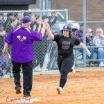Warriorette Softball v Austin (Diana Hahn)