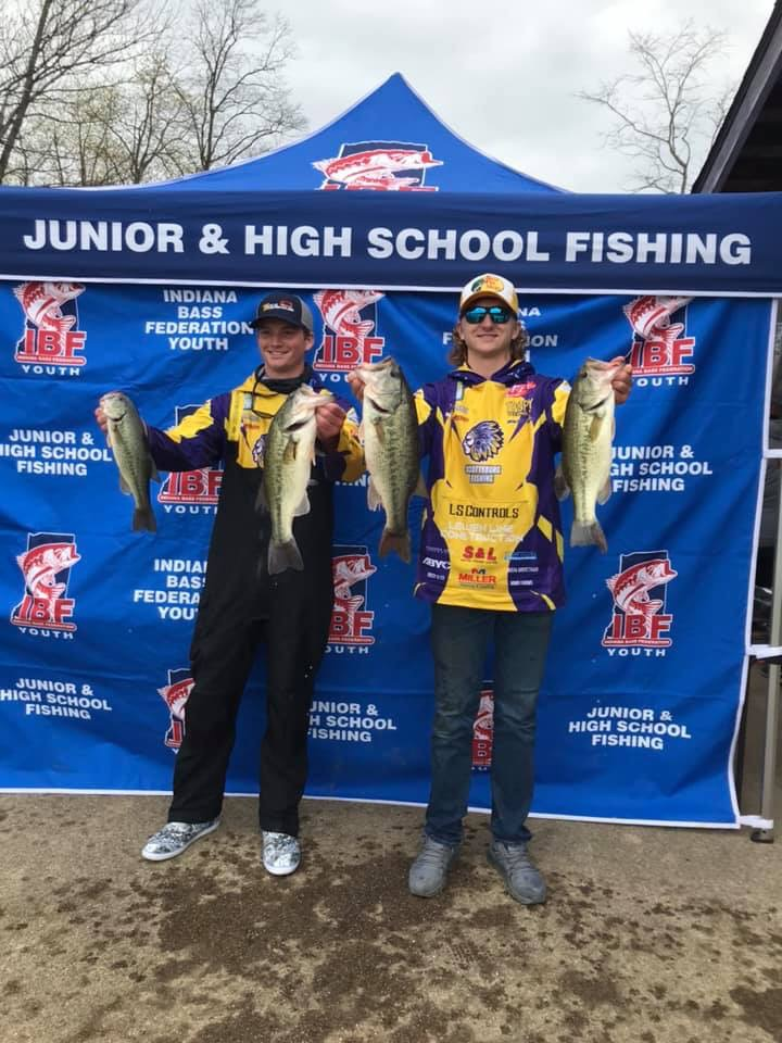 Scottsburg Bass Fishing Has Successful Day at Patoka