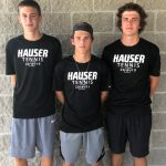 Hauser Tennis has a great showing at MHC Tournament