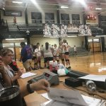 7th, 8th Grade Volleyball falls to North Decatur
