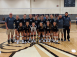 Varsity Volleyball Goes 4-0; wins Henryville Round Robin for 2nd year in a row