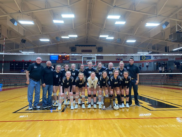 2020 Volleyball Sectional Champs!  11 in a Row!