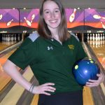 Nichole Thomas top female bowler in first match of the season!