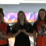 Alyssa Frazell takes 2nd in JV District Meet – Team places 3rd