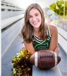 Varsity Cheerleader Senior Recognition