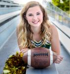 Varsity Cheerleader Senior Recognition