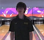 Boys JV Wins Senior Night Bowling Meet