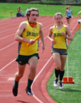 SMSTF Competes at SMNW Spring Break Meet