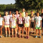 Cross Country Team Returns from Camp