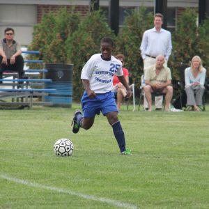Fall MS Soccer 2013