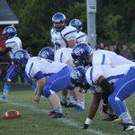 Southfield Christian High School Football Varsity beats University Liggett High School 20-8