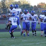 Southfield Christian High School Football Varsity beats Parkway Christian High School 47-27