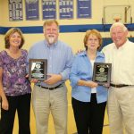 SCS Greats Honored