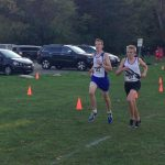 Southfield Christian High School Cross Country Varsity Boys finishes 7th place at MIAC Conference Championship