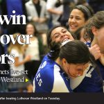 Great Link to the Lady Eagle Volleyball Victory
