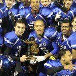 Southfield Christian High School Football Varsity beats Bishop Foley Catholic High School 28-24