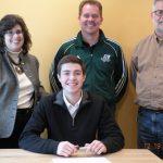 Senior Soccer Player Signs With Huntington University