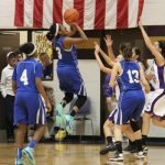 Southfield Christian High School Basketball Varsity Girls beats Inter-City Baptist High School 49-42