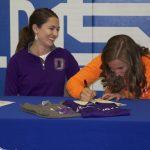 Lady Eagle Signs to Play Basketball at Olivet Nazarene Univeristy