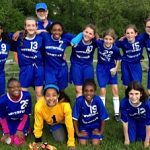 Middle School Soccer Completes Inaugural Season