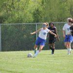 Southfield Christian High School Soccer Varsity Girls falls to Roeper High School 0-2