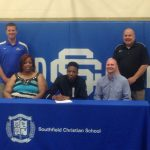Two Time State Champion Signs to Play at Barton