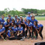Softball Wins District Title